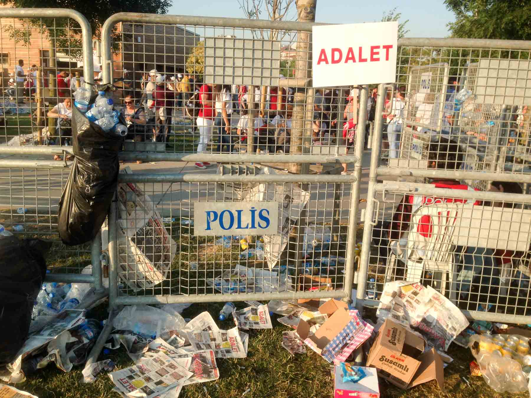 adalet - march for justice